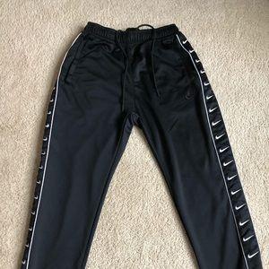 Men's Nike Athletic Pants Black